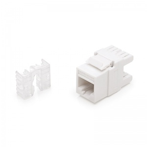 Keystone Jack, Category 5E, RJ45/u