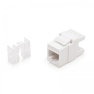 Keystone Jack, Category 6, RJ45/u