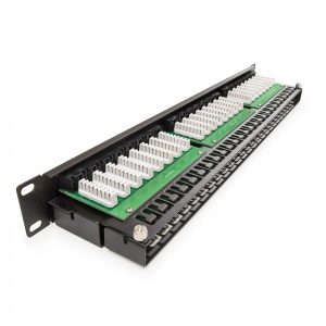 Patch panel KOMPAKT HD, Category 5E, 48xRJ45/u, 1U
